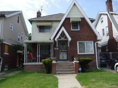 3284 Burlingame St, Detroit, MI 48206 - #: 40003587