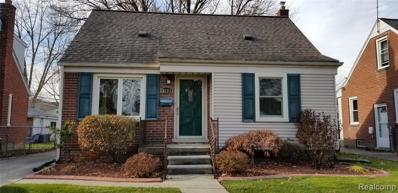 3121 N Vermont Ave, Royal Oak, MI 48073 - #: 40005783