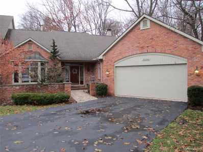 22286 Valley Oaks Dr, Beverly Hills, MI 48025 - #: 40007223