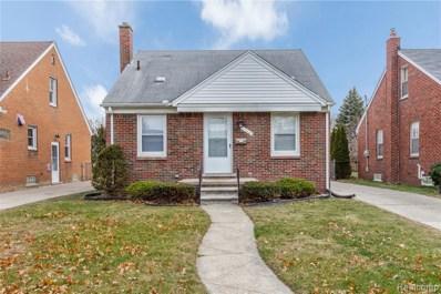 1722 N Denwood St, Dearborn, MI 48128 - #: 40008339