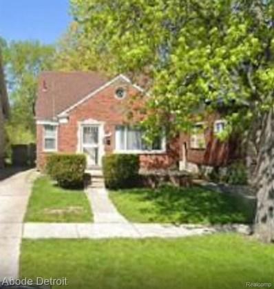 18505 Saint Louis St, Detroit, MI 48234 - #: 40008390