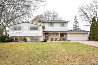 31240 Cline Dr, Beverly Hills, MI 48025 - #: 40012466