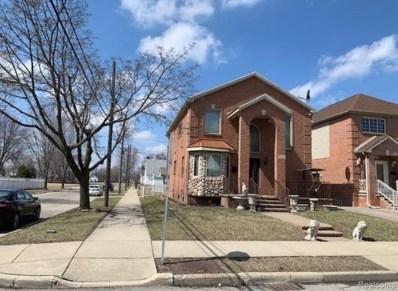 7601 Mead St, Dearborn, MI 48126 - #: 40015718