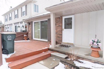 717 Eastwind Dr, Canton, MI 48188 - #: 40025295