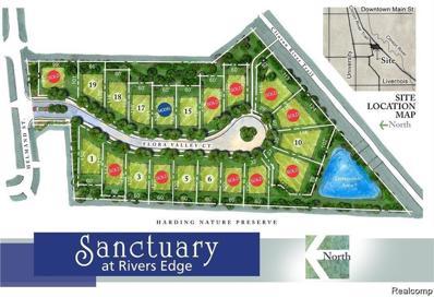 519 Flora Valley Crt, Rochester Hills, MI 48307 - #: 40032597