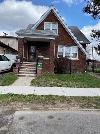 8032 Ohio St, Detroit, MI 48204 - #: 40050883