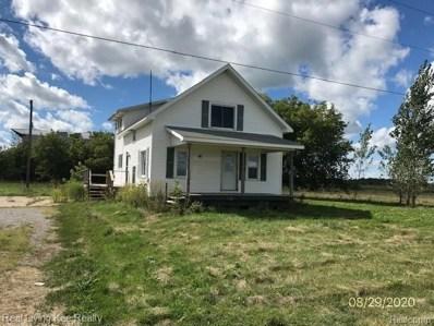 1471 Ubly Rd, Sandusky, MI 48471 - #: 40101445