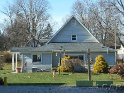 605 Oak St, Hudson, MI 49247 - #: 50029297