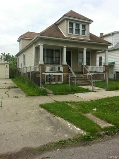 5139 Pennsylvania Street, Detroit, MI 48213 - #: 215066780