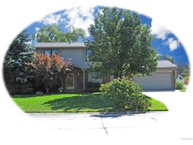 40143 Oak Tree, Novi, MI 48375 - #: 215101853