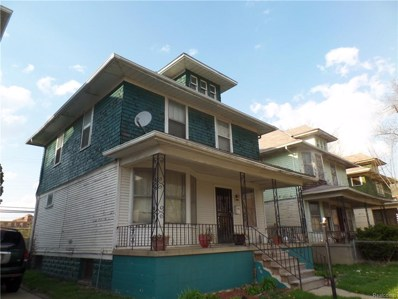 1224 Pingree Street Street, Detroit, MI 48202 - #: 216023447