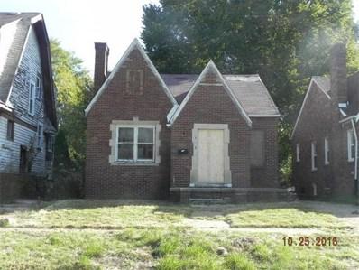 11414 Mettetal Street, Detroit, MI 48227 - #: 216114682
