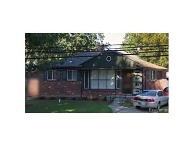 19883 Beaconsfield Street, Harper Woods, MI 48225 - #: 217053353