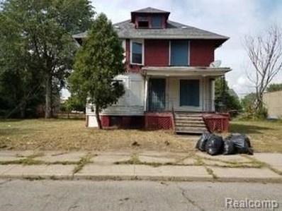 141 Owen Street, Detroit, MI 48202 - #: 218002320