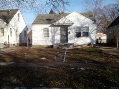 20224 Concord, Detroit, MI 48234 - #: 218004035