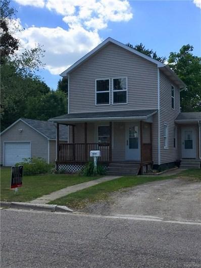 1334 Goffe Street, St Clair, MI 48079 - #: 218035420