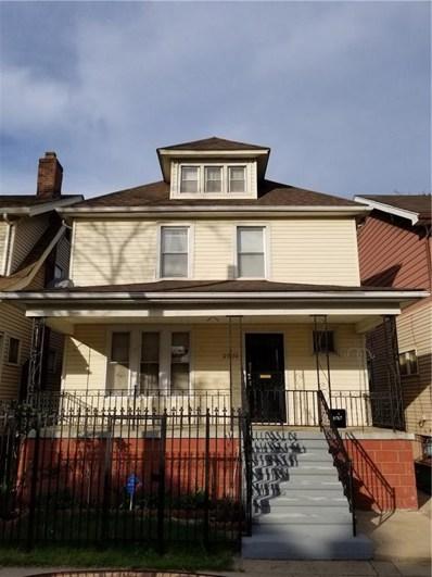 2334 Oakdale Street, Detroit, MI 48209 - #: 218038745