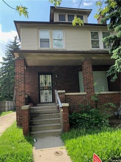 8557 Mendota Street, Detroit, MI 48204 - #: 218048087