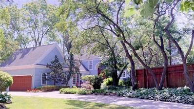 2300 W Long Lake Road, West Bloomfield Twp, MI 48323 - #: 218051862