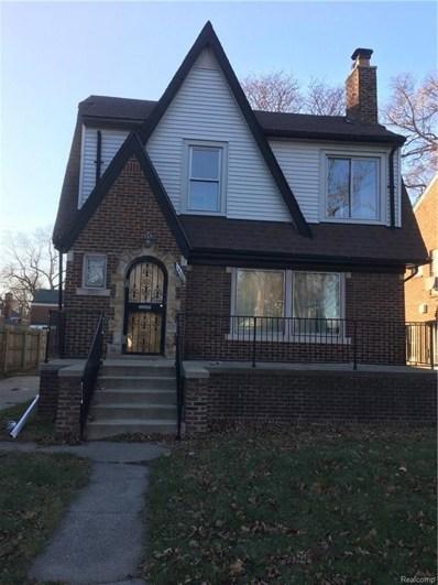 14041 Rosemont Avenue, Detroit, MI 48223 - #: 218052967