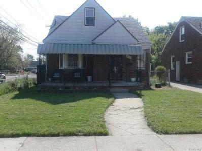 8906 Grandville Avenue, Detroit, MI 48228 - #: 218055428