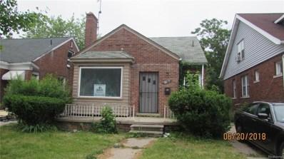 8054 Cloverlawn Street, Detroit, MI 48204 - #: 218055782