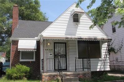 20458 Gardendale Street, Detroit, MI 48221 - #: 218060513