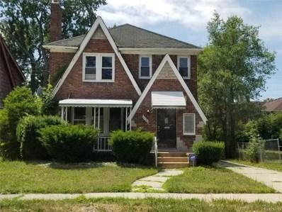 14365 Rutherford Street, Detroit, MI 48227 - #: 218063497