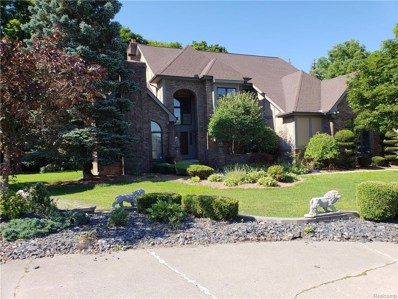 5422 Windham Hill Court, West Bloomfield Twp, MI 48323 - #: 218063834