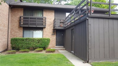 37202 Clubhouse Drive, Sterling Heights, MI 48312 - #: 218065507