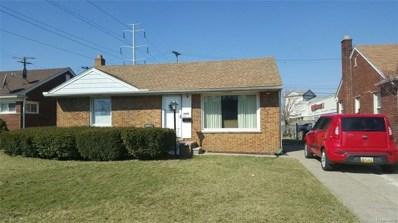 15440 Prospect Street, Dearborn, MI 48126 - #: 218068699