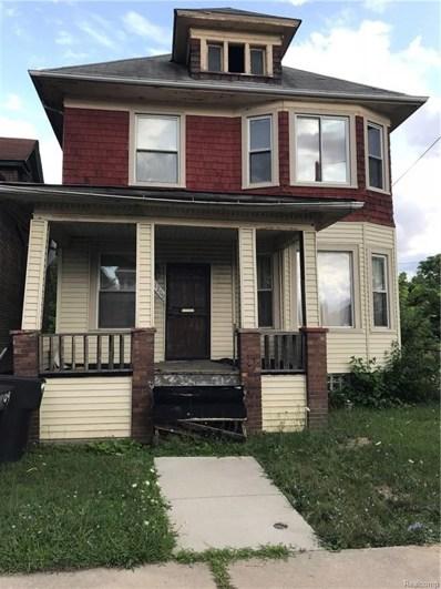 1209 W Euclid, Detroit, MI 48202 - #: 218071836