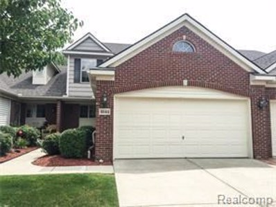 4641 Summer Ridge Drive UNIT 14, Genoa Twp, MI 48843 - #: 218073348
