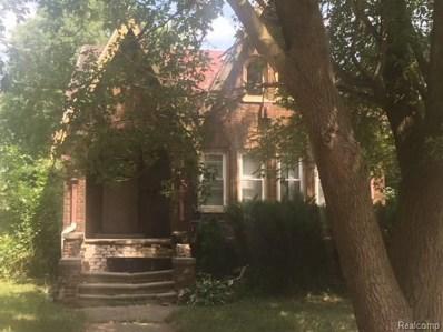 5534 Buckingham Avenue, Detroit, MI 48224 - #: 218074913
