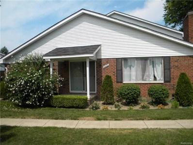 42232 Toddmark Lane, Clinton Twp, MI 48038 - #: 218075182