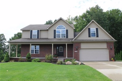 8352 Oak Ridge Drive, Goodrich Vlg, MI 48438 - #: 218076258