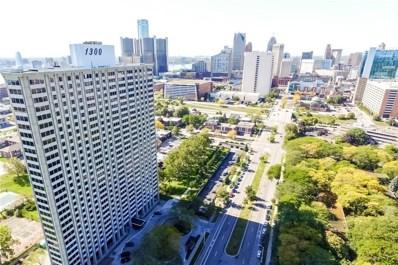 1300 E Lafayette #1810-11, Detroit, MI 48207 - #: 218076836