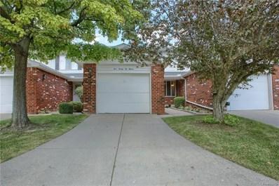 42211 Toddmark Lane, Clinton Twp, MI 48038 - #: 218078257