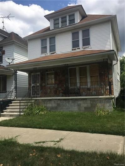 6108 Hartford Street, Detroit, MI 48210 - #: 218079800