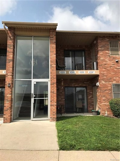 43255 Cape Drive, Sterling Heights, MI 48313 - #: 218080234