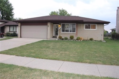 4188 Dickson Drive, Sterling Heights, MI 48310 - #: 218081011