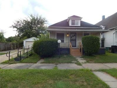 6343 Hartford Street, Detroit, MI 48210 - #: 218081516