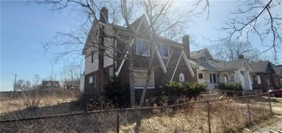 13168 Birwood Street, Detroit, MI 48238 - #: 218081854