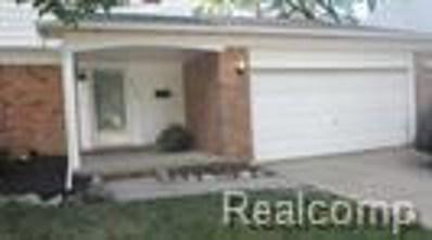 28255 Fontana Drive, Southfield, MI 48076 - #: 218082597