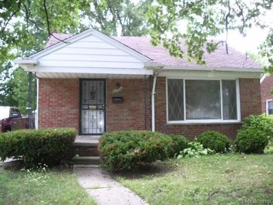 5745 Guilford Street, Detroit, MI 48224 - #: 218082996