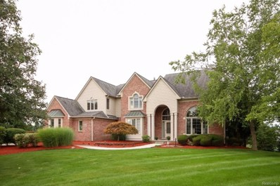 49991 Fuller Court, Plymouth Twp, MI 48170 - #: 218083253