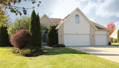 8378 Windstone Court, Goodrich Vlg, MI 48438 - #: 218084959