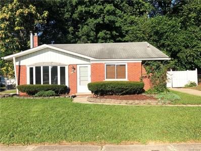 19825 Maplewood Street, Livonia, MI 48152 - #: 218085116