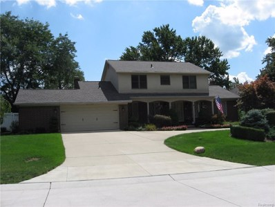 25790 W Livingston Circle W, Farmington Hills, MI 48335 - #: 218085190