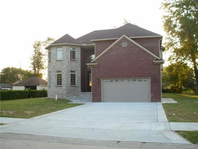 37290 Saint Joseph Drive, Sterling Heights, MI 48310 - #: 218085390